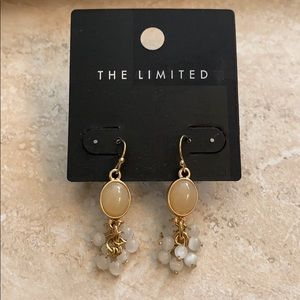 NEW The Limited Drop Beaded Earrings